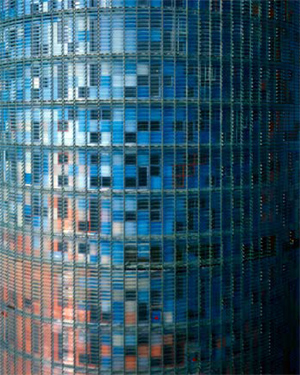 Jean Nouvel Agbar Tower Barcelona