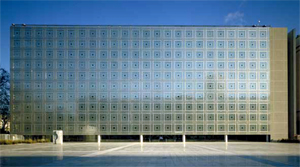 Jean Nouvel Institut du Monde Arabe
