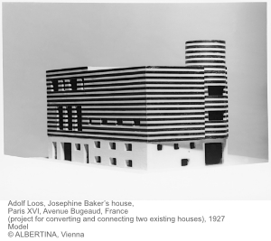 Adolf Loos, Private Houses, Vienna, MAK
