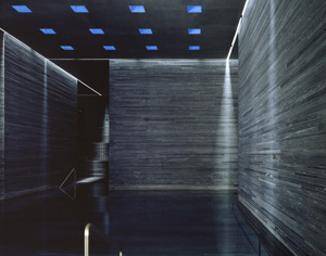Peter Zumthor - Thermal Baths Vals - Switzerland