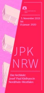 JPK NRW, Der Architekt Josef Paul Kleihues in Nordrhein-Westfalen, Dortmund, Baukunstarchiv NRW