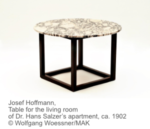 Josef Hoffmann, Progress by Beauty, Vienna, Wien, MAK, Austria
