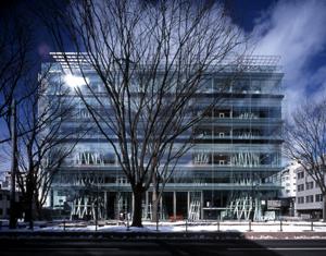 Toyo Ito Sendai Mediatheque