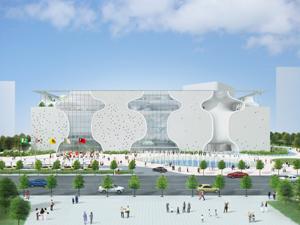 Toyo Ito TheTaichung Metropolitan Opera House Taiwan