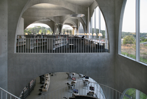 Toyo Ito TamaArt University Library Tokyo