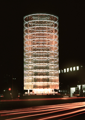 Toyo Ito Tower of Winds Yokohama