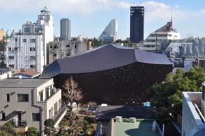 Toyo Ito Za-Koenji Public Theatre Tokyo