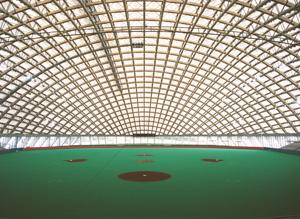 Toyo Ito Dome Odate