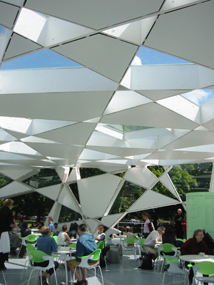 Toyo Ito Serpentine Gallery Pavilion London