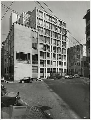 Pietro Lingeri, La Centrale, Milano, Astrazione e costruzione, Triennale Milano