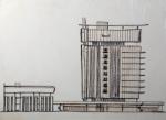Leonardo Ricci architetto, I Linguaggi della rappresentazione, Parma