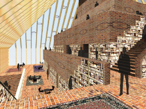 MVRDVHNI, The Living Archive of a Studio, Rotterdam, Netherlands,  Het Nieuwe Instituut, Markthal