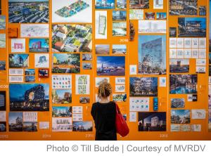 MVRDV Haus Berlin, MVRDV House Berlin, Berlin, Architektur Galerie Berlin