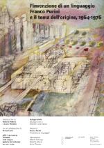 L'invenzione di un linguaggio, Franco Purini e il tema dell'origine, 1964-1976, Venezia, IUAV, 2019