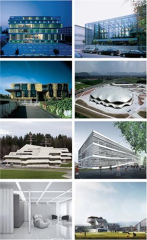 Sadar + Vuga Arhitekti, Jurij Sadar, Boštjan Vuga, Slovenia