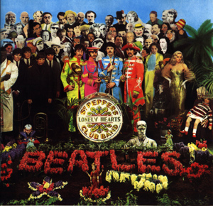 Sgt. Pepper's Lonely Hearts Club Band Simon Rodia