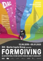 BIG Bjarke Ingels Group, Formgiving, Copenhagen, København, DAC, Danish Architecture Center, 2019