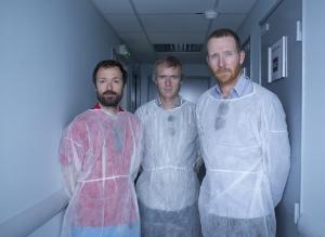 Superflex, Jakob Fenger, Rasmus Nielsen, Bjørnstjerne Reuter Christiansen, Copenhagen, artist group
