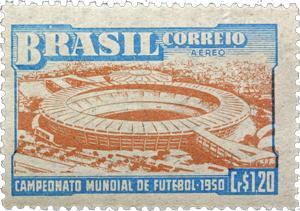 Maracanã Rio de Janeiro 1950 World Cup