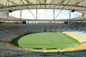 Maracana Rio de Janeiro Daniel Fernandes Brazil 2014