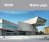 MAXXI Museo nazionale delle arti del XXI secolo Roma Zaha Hadid