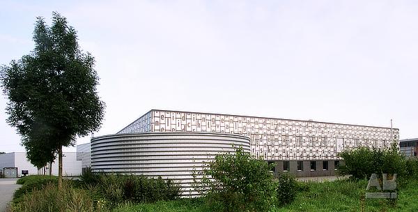 Neutelings Riedijk Architecten, West 8, Karel Martens, Veenman Printers, Ede, Maskerade, K. Schippers