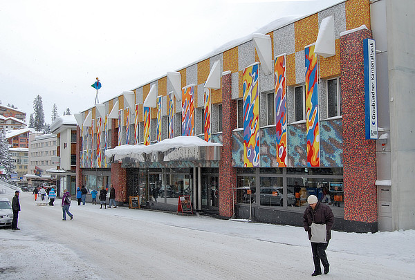 Arosa Casino, Atelier Mendini, Alessandro Mendini, Graubünden, Grischun, Grigioni