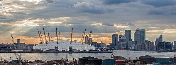 Millennium Dome, Richard Rogers, Greenwich, London, Buro Happold Consulting, Desvigne & Dalnoky Bernard Ede