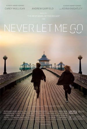 Never Let Me Go, Clevedon Pier, Keira Knightley, Carey Mulligan, Andrew Garfield