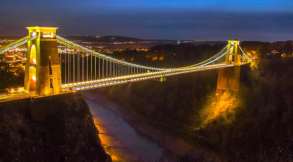 Isambard Kingdom Brunel, Clifton Bridge, Bristol, England, Avon