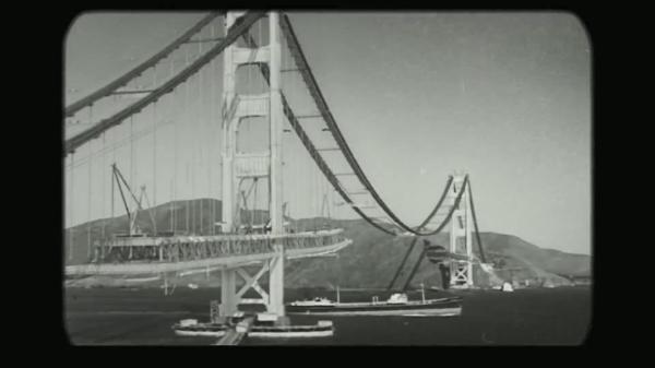The Age of Adaline, Golden Gate Bridge, Joseph Strauss, San Francisco, California