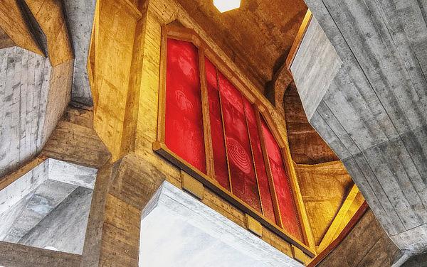 Goetheanum II, Rudolf Steiner, Dornach, Solothurn, Switzerland