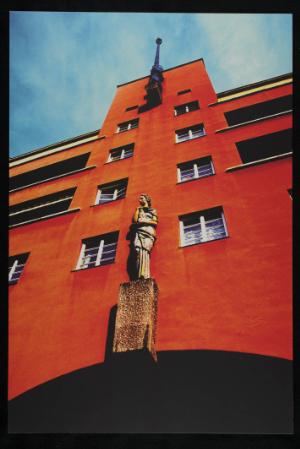 Alfredo Jaar, Das Rote Wien, Red Vienna, Karl Ehn, Karl Marx-Hof