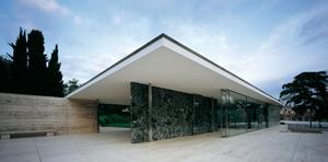 Pavillion Mies van der Rohe Barcelona