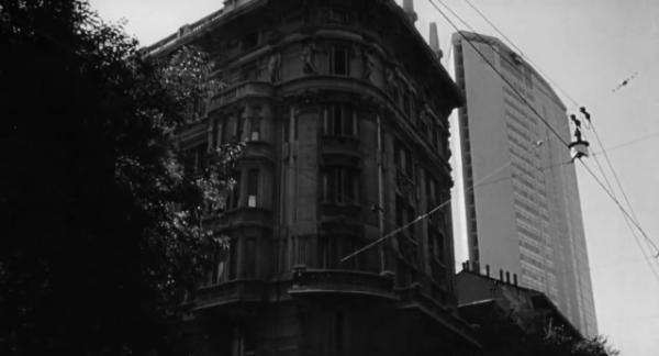 Gio Ponti, Grattacielo Pirelli, Milano, Michelangelo Antonioni, La Notte