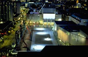West 8 Schouwburgplein Rotterdam