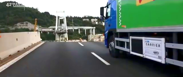 Viadotto Polcevera, Ponte Morandi, Genova, Italy