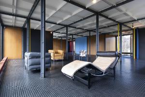 Pavillon Le Corbusier, Heidi Weber Haus, Maison de l'homme, Zurich, Switzerland, Jean Prouvé, Rene Bollinger