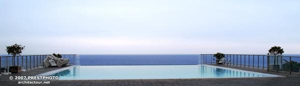 Jean Nouvel Residence Costa Plana Cap D'Ail Nice Nizza