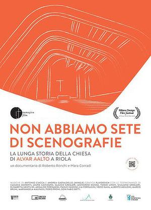 Alvar Aalto, Riola, Chiesa, Church, Non abbiamo sete di scenografie, Roberto Ronchi, Mara Corradi