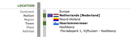 Floriade 2002 Hoofdoorp Haarlemmermeer