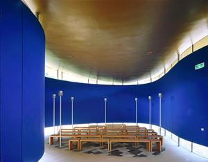 Mecanoo Chapel Saint Mary of the Angels Rotterdam