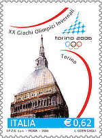 Mole Antonelliana, Torino, Turin, Italy, 2006 Winter Olympics, Alessandro Antonelli