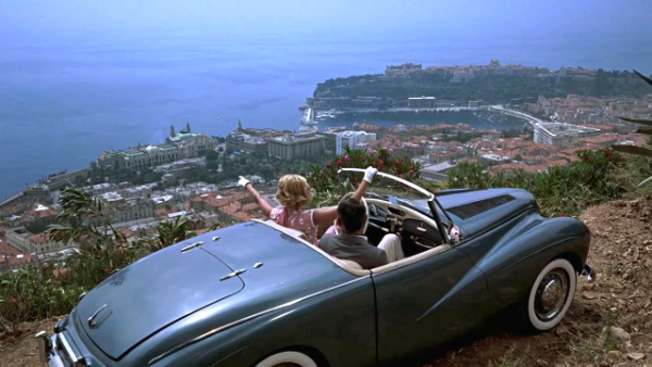 Casino Monte-Carlo, To Catch a Thief, Grace Kelly, Cary Grant, Alfred Hitchcock, Charles Garnier