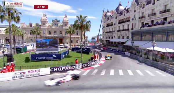 Charles Garnier, Casino de Monte-Carlo, Principauté de Monaco, Société des Bains de Mer, Ferrari 312B