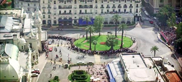 Charles Garnier, Casino de Monte-Carlo, Principauté de Monaco, Société des Bains de Mer, Grand Prix