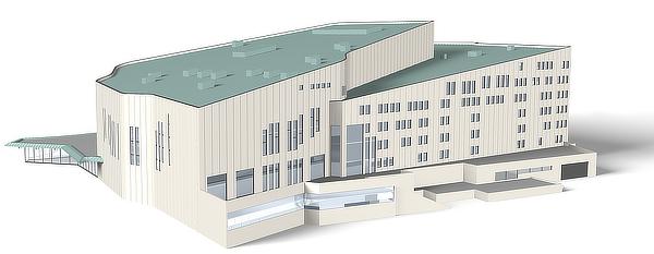 Alvar Aalto, Harald Deilmann, Elissa Aalto, Stadttheater, Aalto Theater, Essen, Germany