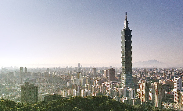 C.Y. Lee & Partners, Taipei 101, Taiwan, Thornton Tomasetti Engineers, Evergreen Consulting Engineering Inc.