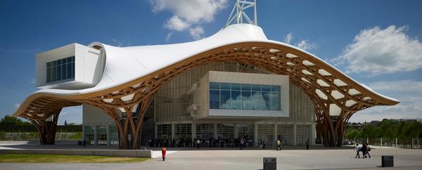 Shigeru Ban Centre Pompidou Metz