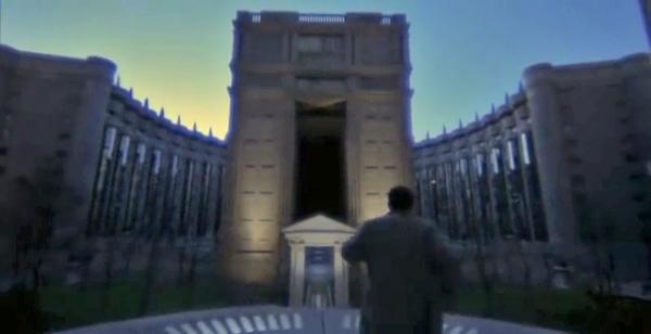 Ricardo Bofill, Les Espaces d'Abraxas, Taller de Arquitectura, Marne-la-Vallée, France, Yves Serra, Brazil